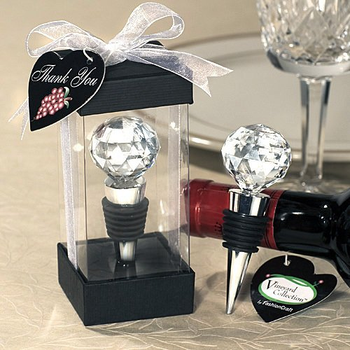 Golf Ball Wine Bottle Stoppers