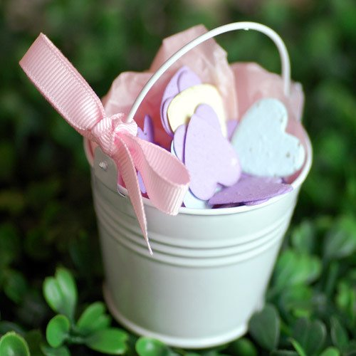 Miniature Favor Pails
