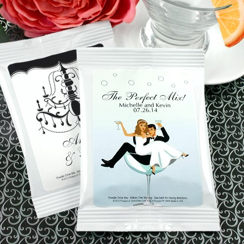 Personalized Wedding Cocktail Mix