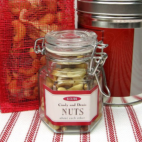 Glass Spice Jar
