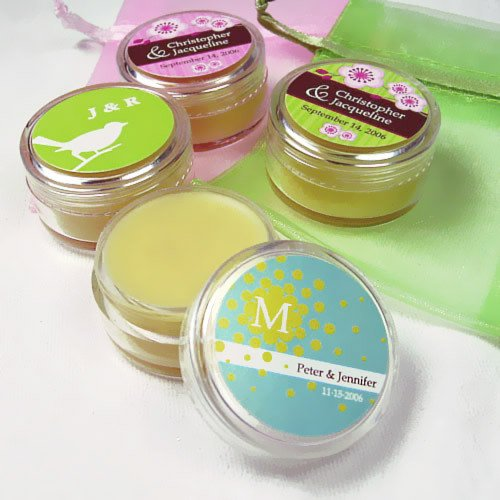 Exclusive Personalized Lip Butter