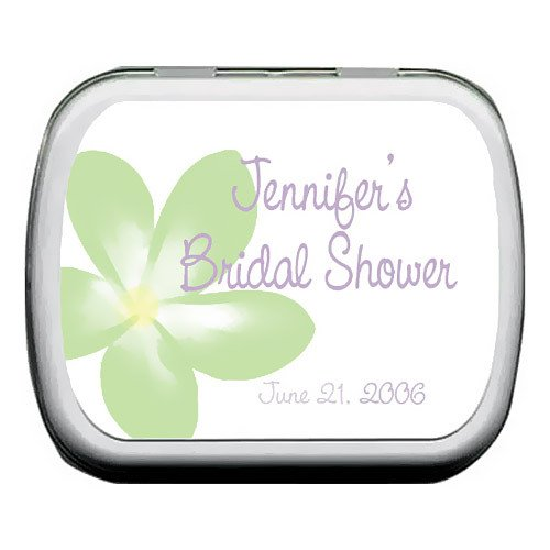 Blooming Bridal Shower Mints