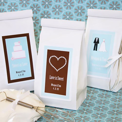 Personalized Cookie Mix Favors