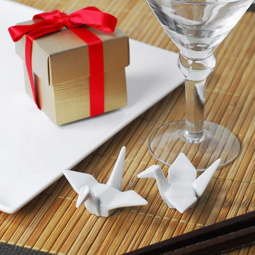 Japanese Crane Favors