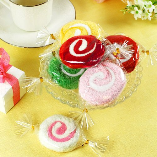 Candy Towel Favors
