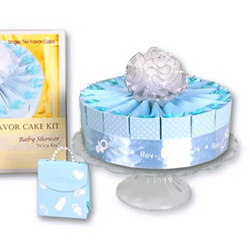 Baby Shower Favor Cake Kit