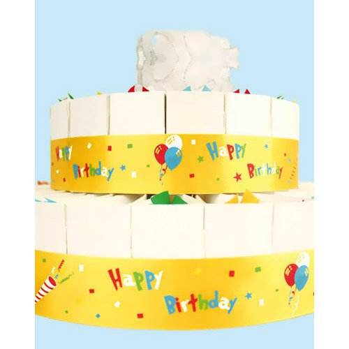 Birthday Party Favor Cake Kit