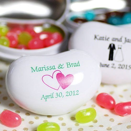 Personalized Jelly Belly Tins