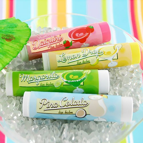 Cocktail Lip Balms