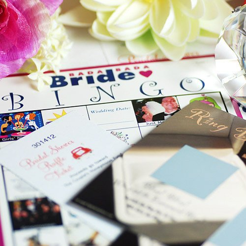 Bridal Shower Games Bundle