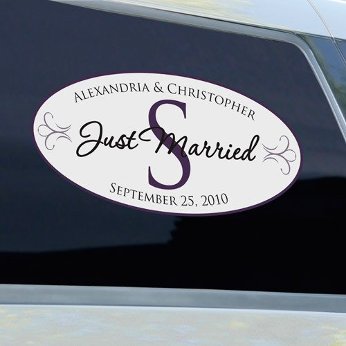 Personalized Window Clings