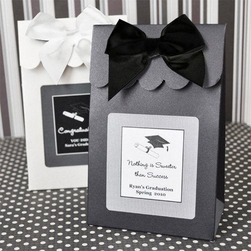 Personalized Graduation Candy Bags