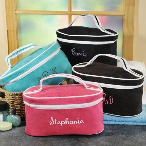 Personalized Travel Toiletry Tote