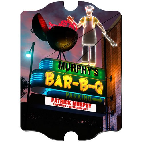 Personalized Vintage Pub Sign