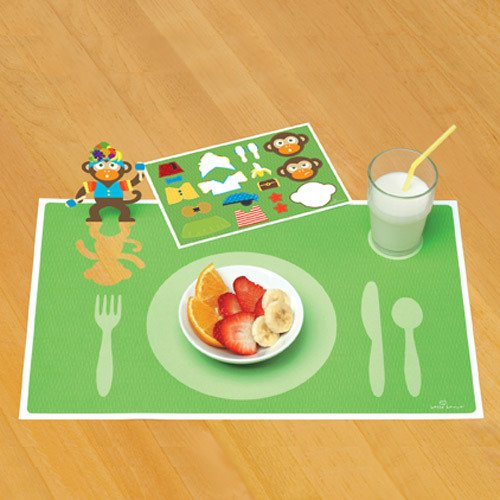 Decorate Your Own Placemats