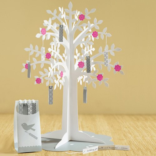 Baby Shower DIY Wishing Tree Kit