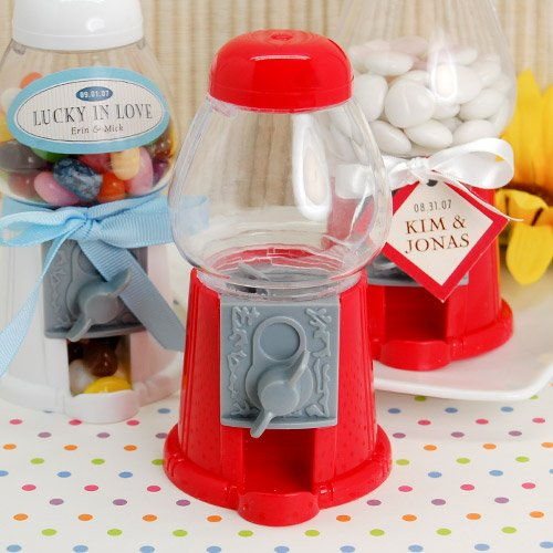 Mini Classic Empty Gumball Machine