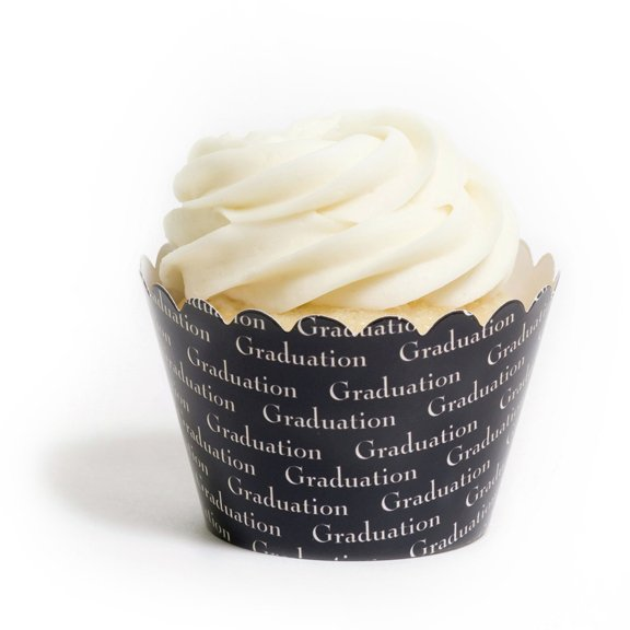 Graduation Cupcake Wrappers