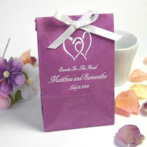 Personalized Bridal Goodie Bag