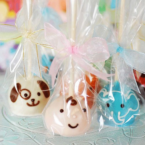 Brownie Pals Party Favors