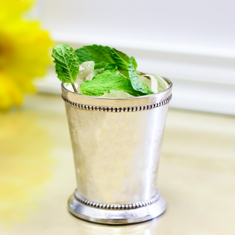 Mini Mint Julep Cups