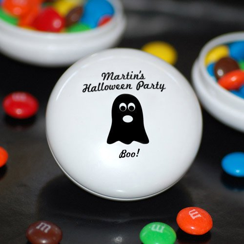 Personalized Party M&M Tin