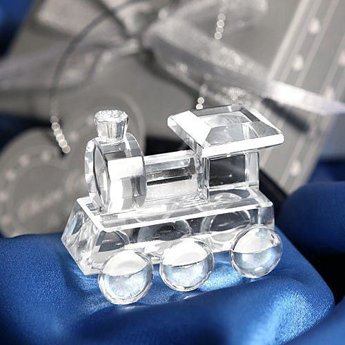 Crystal Choo Choo Train Keepsakes