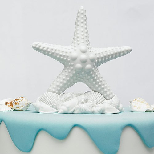 Starfish Cake Topper