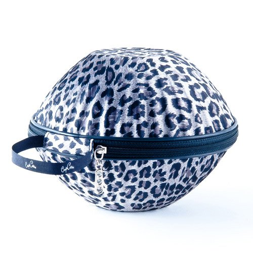 Snow Leopard Luggage Case by CupCase