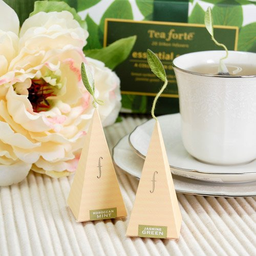 Essential Green Tea Sachet Collection Assortment