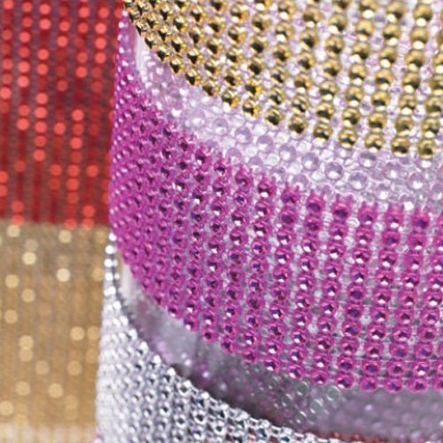 Diamond Rhinestone Ribbon