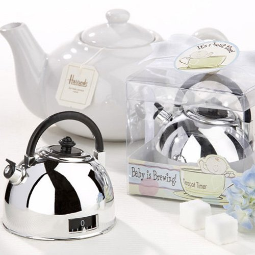 It's About Time Teapot Timer