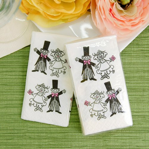 Light-Hearted Tissue Handkerchiefs