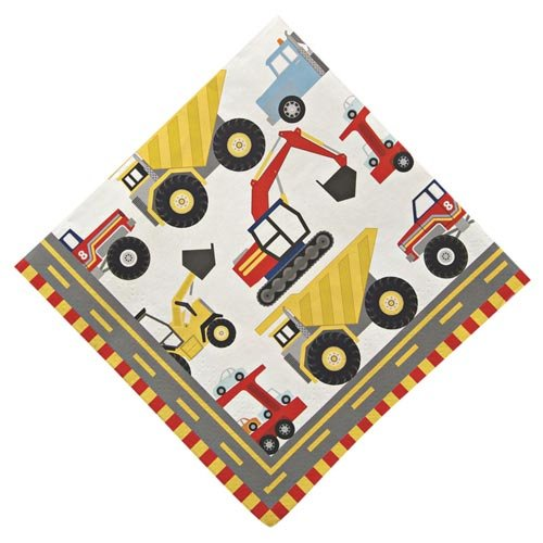 Big Rig Party Napkins