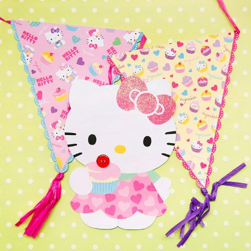 Hello Kitty Party Garland