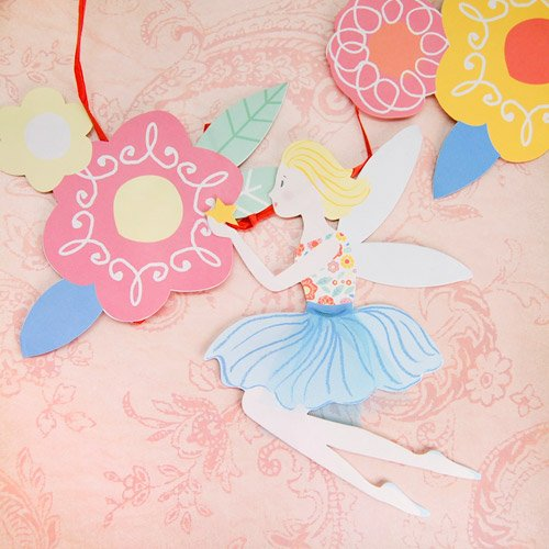 Fairy Magic Party Garland