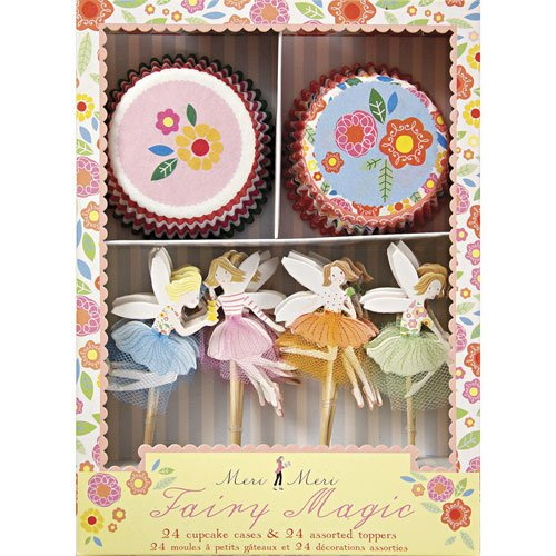 Fairy Magic Party Cupcake Kit