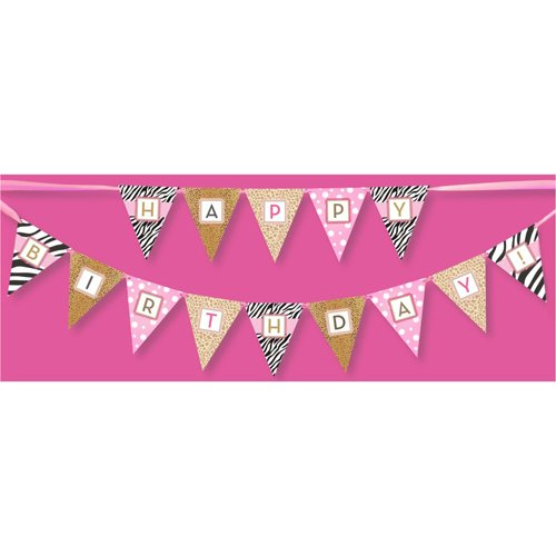 Perfect Party Girl Banner