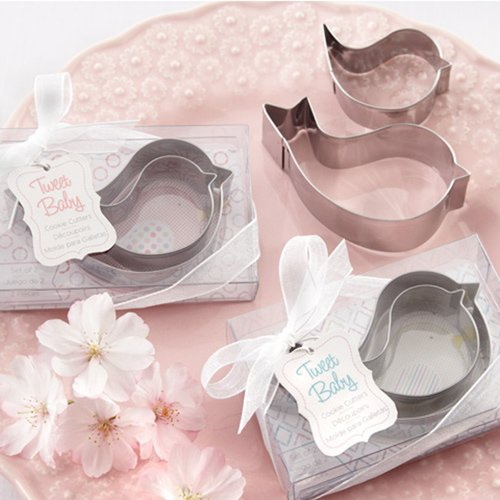 Mama and Baby Bird Cookie Cutters