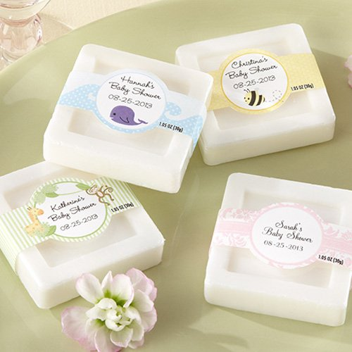 Personalized Scented Soaps
