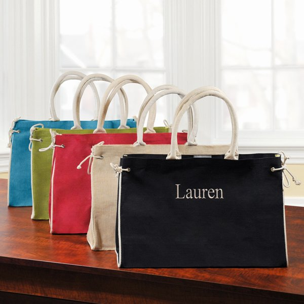 Personalized Hampton Tote