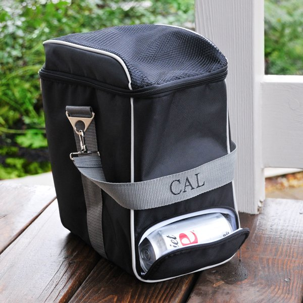 Personalized Tailgate Can Dispenser Cooler