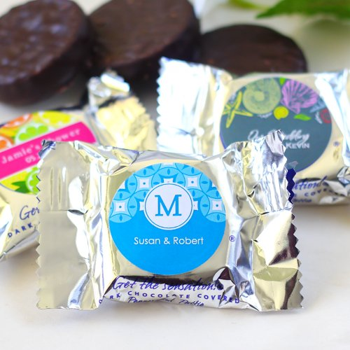 Personalized Wedding York Peppermint Patties